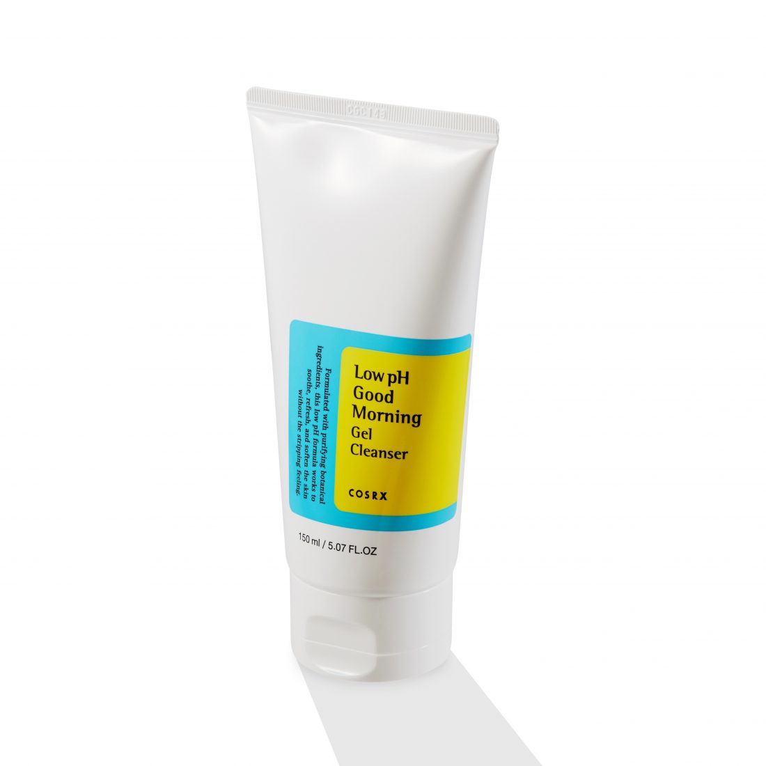 cosrx low pH good morning gel cleanser titled view