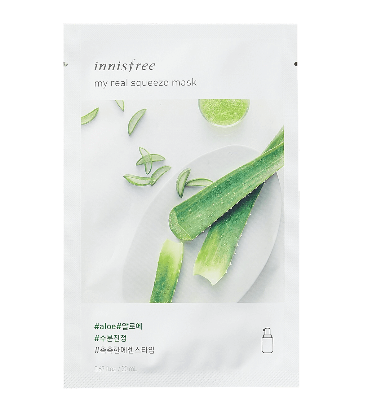 Innisfree My Real Squeeze Aloe