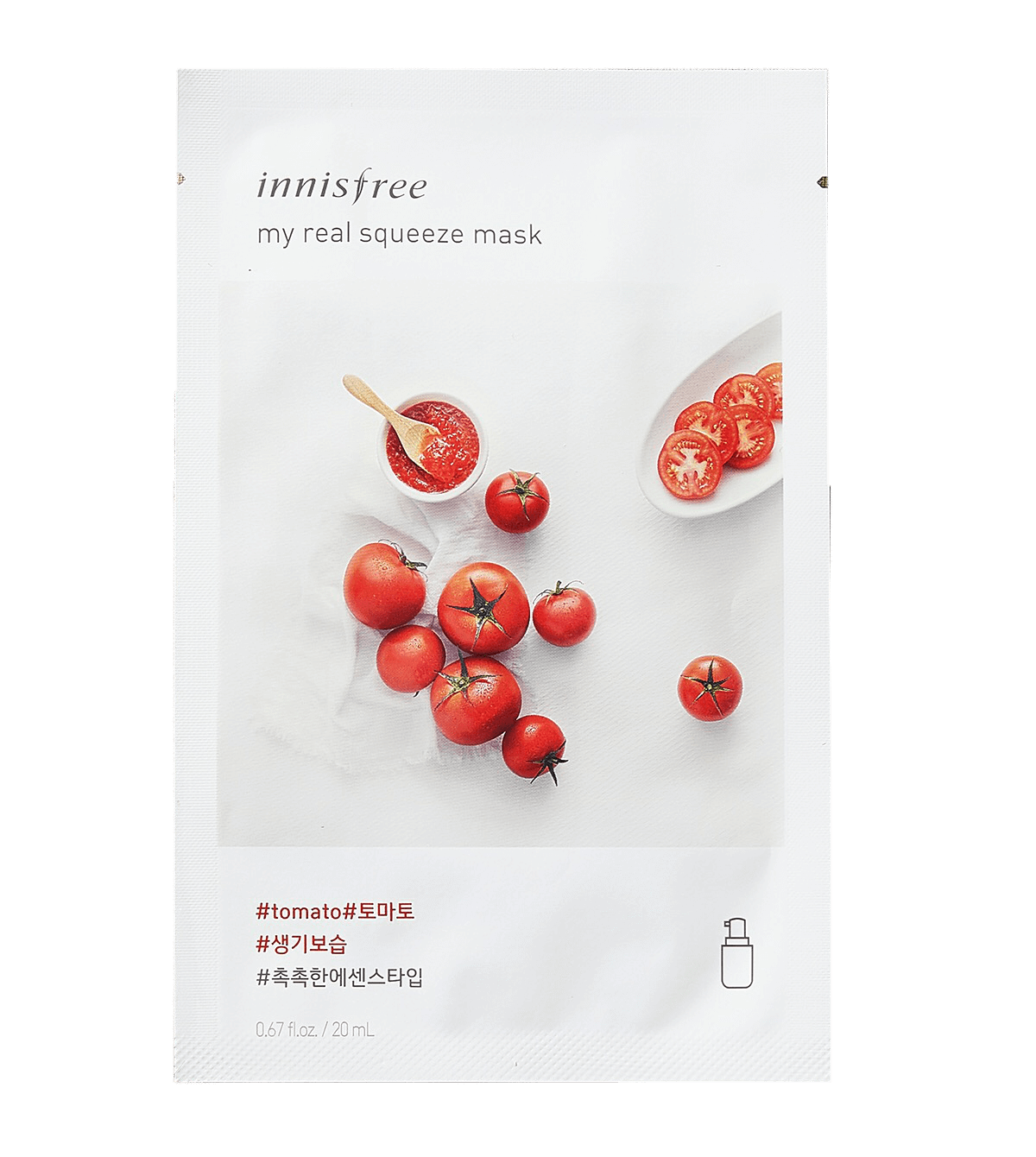 Innisfree My Real Squeeze Tomato