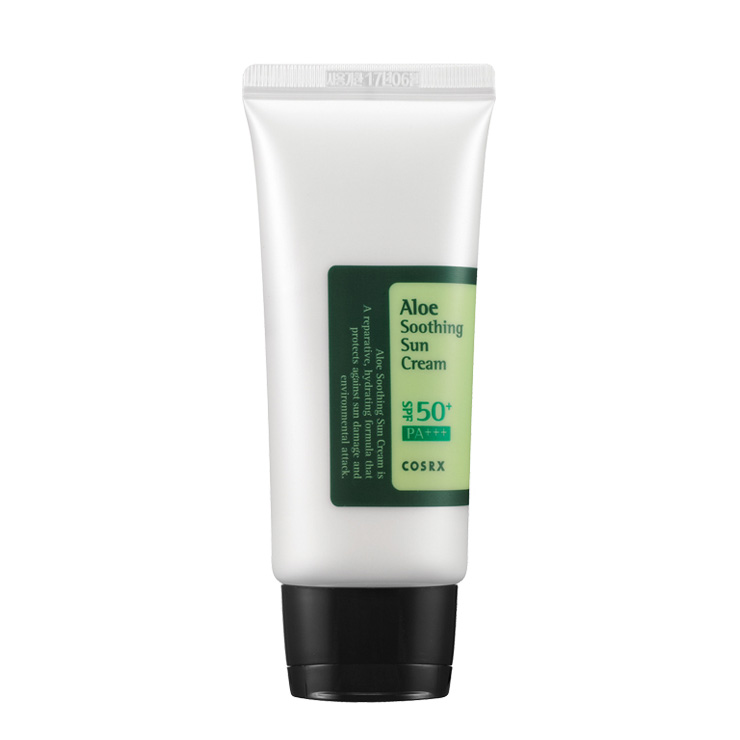 Cosrx Aloe Soothing Sun Cream SPF50+