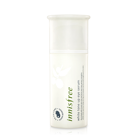 Innisfree White Tone Up Eye Serum transparent background