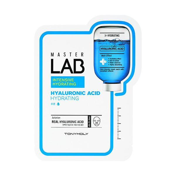 Tony Moly Master Lab Mask Sheet Hyaluronic Acid