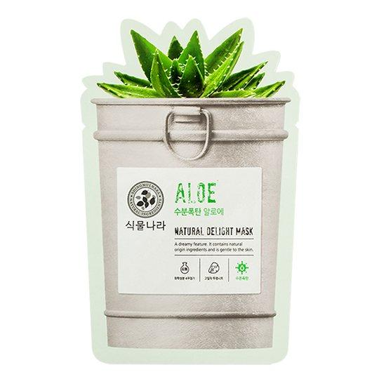 Shingmulnara Aloe Sheet Mask
