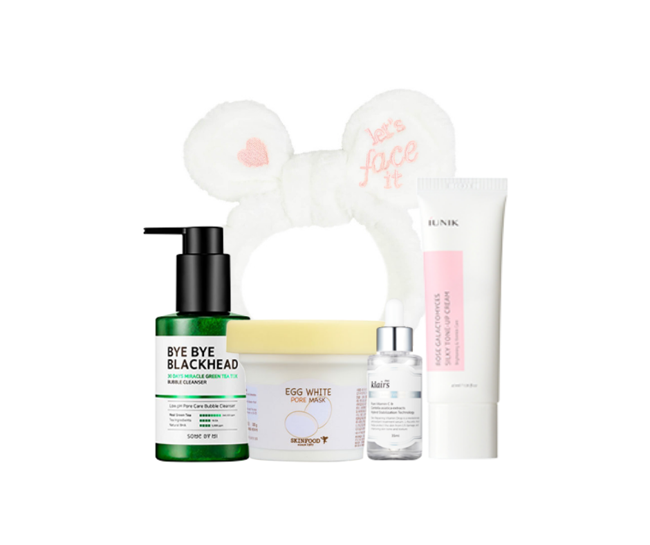 Korean Beauty Pore Care Set