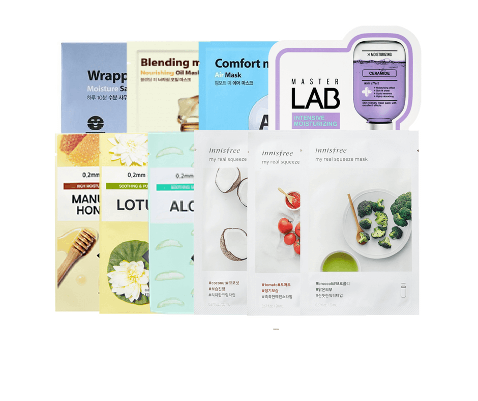 Winter Sheet Mask Set