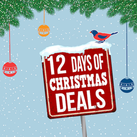 12 Days of Christmas Deals