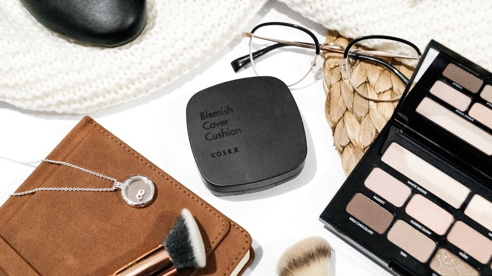 review COSRX Blemish Cover Cushion