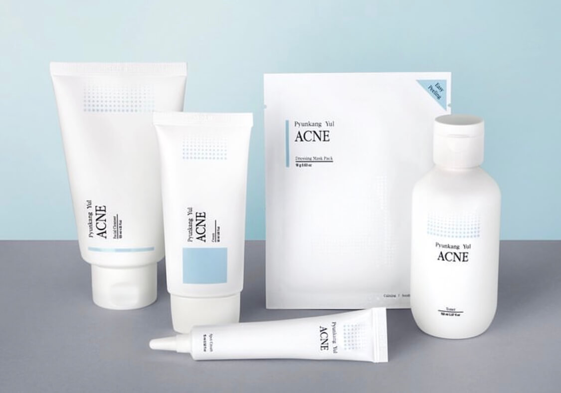 Pyunkang Yul Acne Care Line
