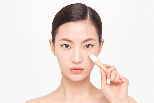 Laneige Real Cover Cushion Concealer How To Use 2
