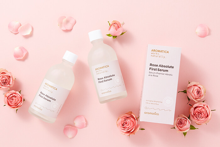 Aromatica Rose Absoulte First Serum 2