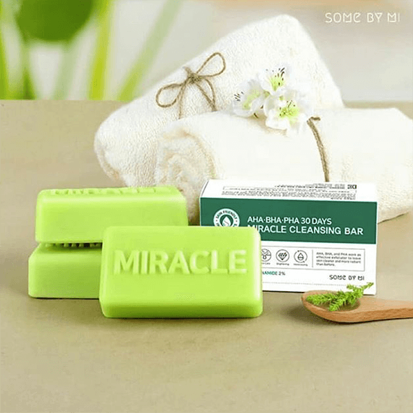 Some By Mi AHA BHA PHA 30 Days Miracle Cleansing Bar 3