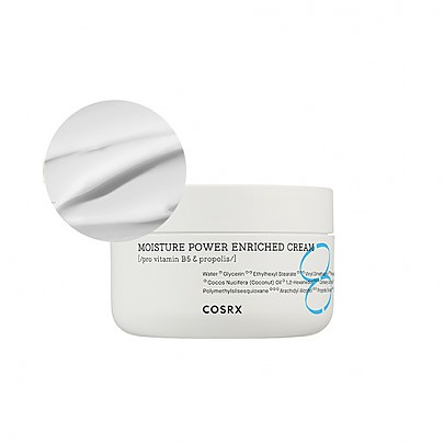 COSRX Hydrium Moisture Power Enriched Cream